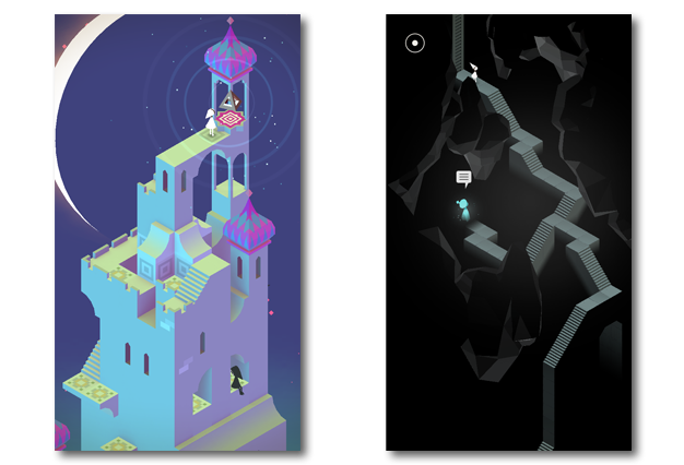 Monument Valley 攻略