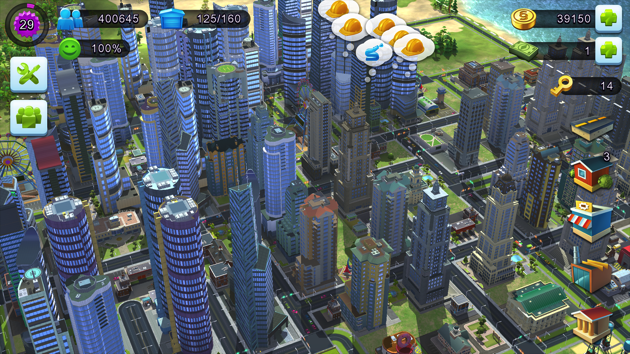 SimCity Buildet コツ