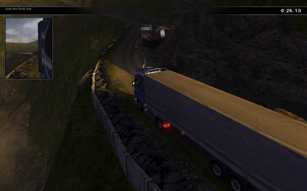 Scania Truck Driving Simulator レビュー