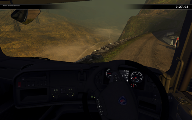 Scania Truck Driving Simulator Mac