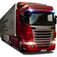 Scania Truck Driving Simulator Mac 日本語化
